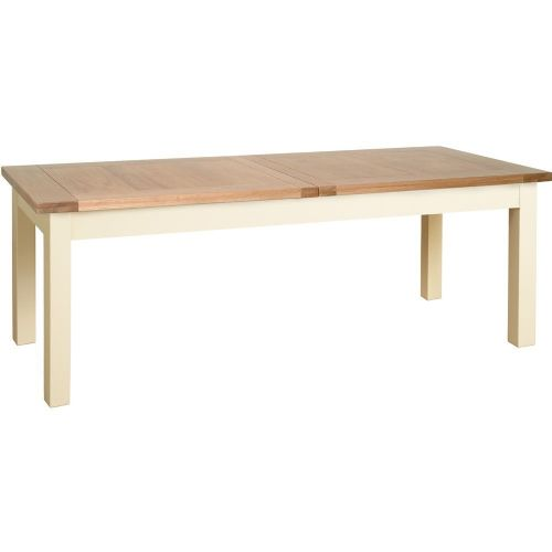 Tatton Large Ext Dining Table